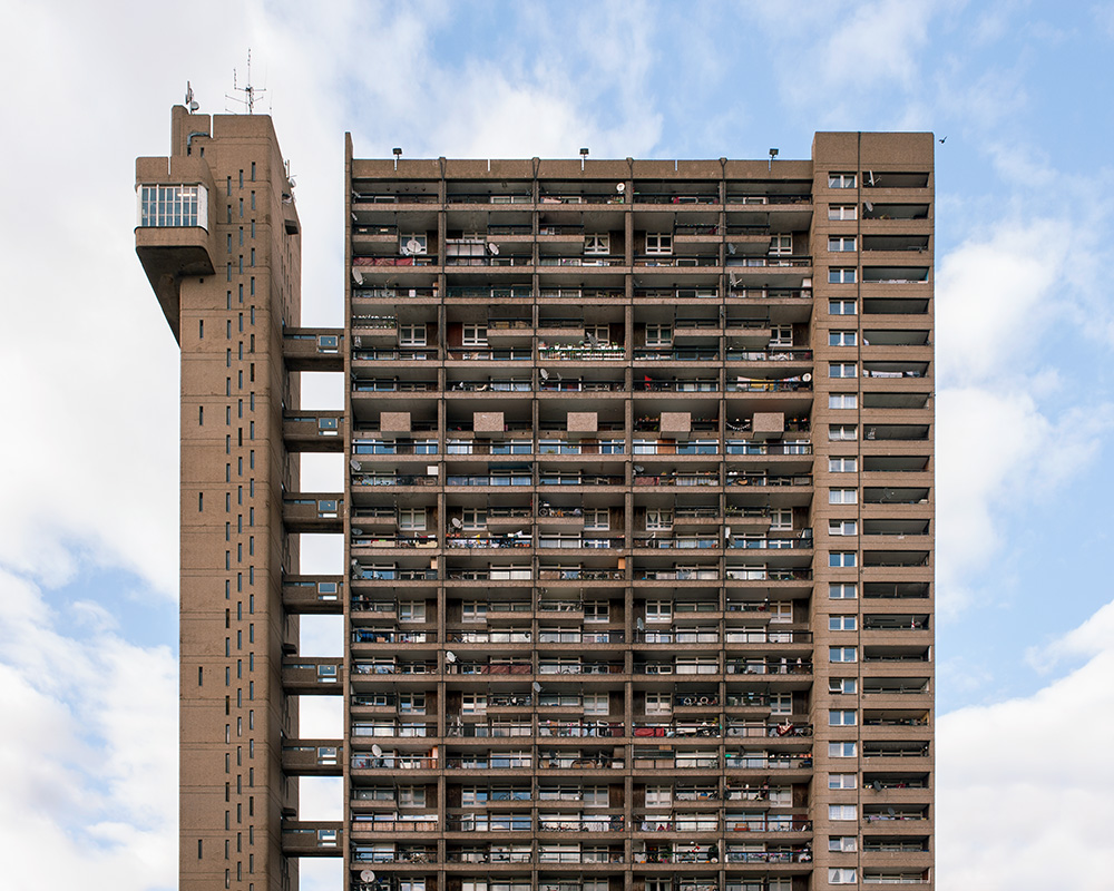 Trellick Tower, North Kensington, London