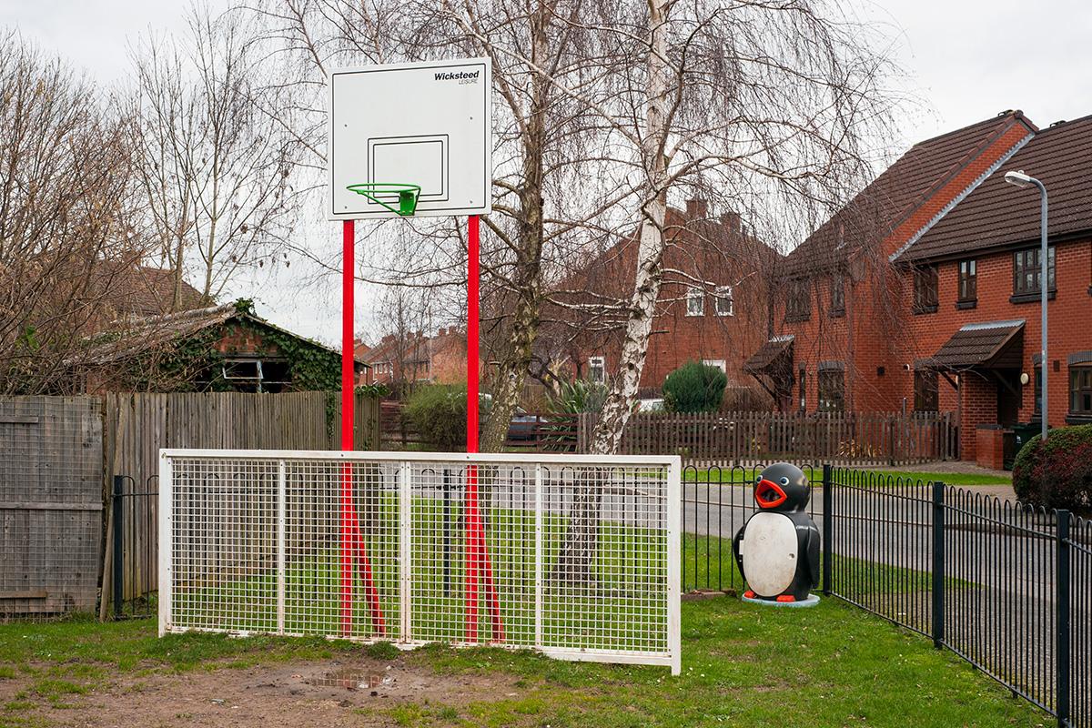 Play area, Barnards Green, Malvern