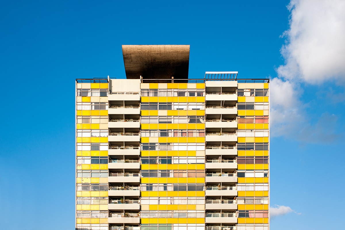 Great Arthur House, Golden Lane Estate, City of London