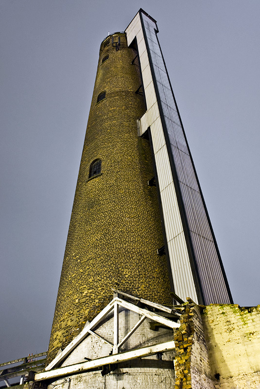 Chester Lead Shot Tower