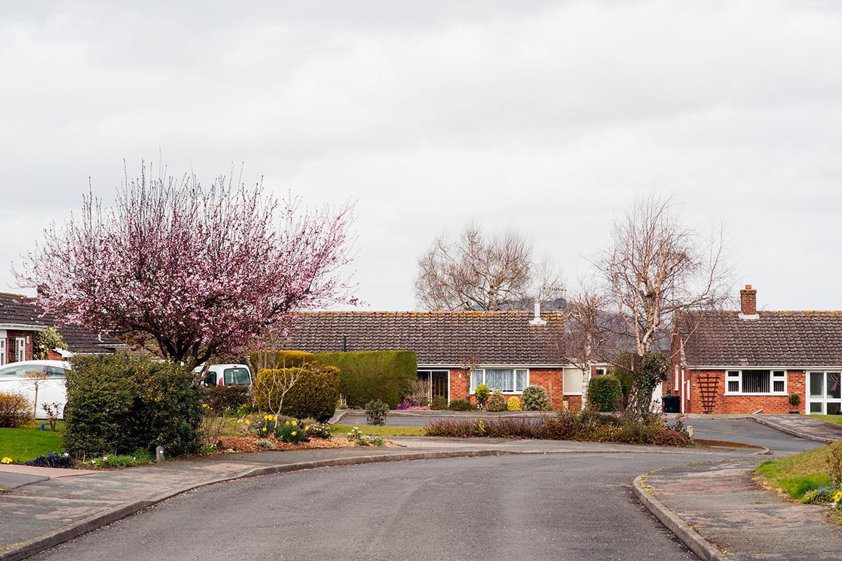 Peachley Gardens, Lower Broadheath, Worcestershire