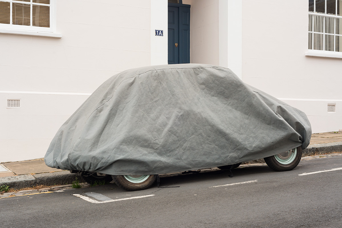 Covered car, Greenwich