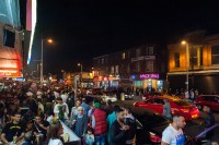 Eid 2012 in Rusholme