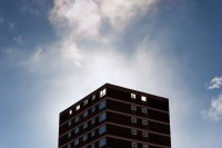 Tower block, Cradley Heath