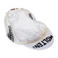 Molteni cycling cap with world champion stripes